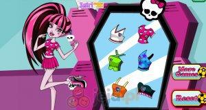 Monster High i szkolny konkurs taneczny