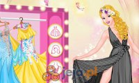 Księżniczki i konkurs taneczny