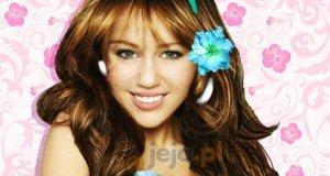 Piękna Miley