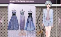 Wiosenny pokaz mody Armani 2016