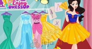 Pokaz mody Disneya