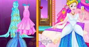 Księżniczki Disneya na imprezie