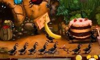 Mrówki - znajdź alfabet
