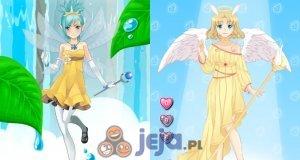 Kreator postaci: wróżka vs aniołek