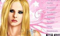 Makijaż Avril