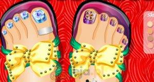 Kwieciste stopy