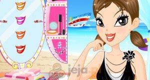 Wodoodporny makijaż
