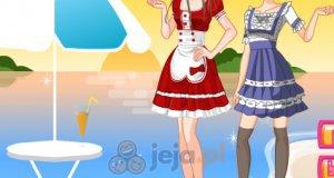 Nadmorskie kelnerki