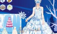 Śnieżna księżniczka