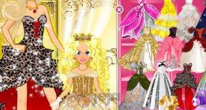 Pierwszy bal małej księżniczki