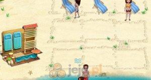 Wypoczynek na plaży