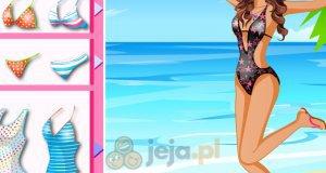 Dziewczyna w bikini