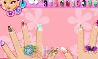 Malowanie paznokci 2