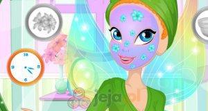 Magiczny makijaż Dzwoneczka