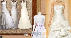 Kreacje ślubne