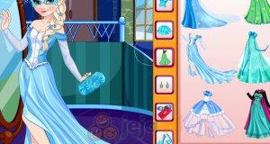 Elsa i podróż w czasie: Chiny