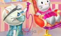 Hello Kitty u laryngologa