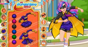 Batgirl z DC Super Hero Girls