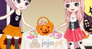 Halloweenowe cukierki