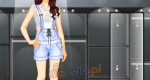 Jeansowe kostiumy