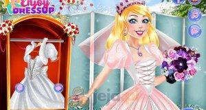 Barbie i stylizacje ślubne
