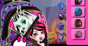Plecak Monster High