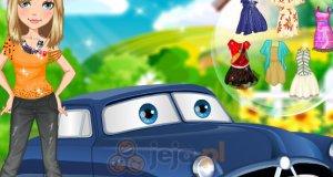 Sobotnie mycia auta