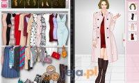 Płaszcze i sukienki