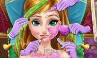 Anna u kosmetyczki