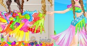 Barbie księżniczką wróżek