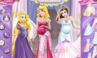 Księżniczki Disneya w ciąży