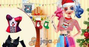 Święta z księżniczkami i Harley Quinn