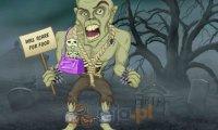 Odjazdowy Zombie