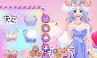 Barbie i Elsa w Krainie Słodyczy