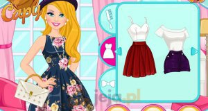 Barbie i sztuka makijażu