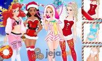Świąteczny pokaz Victoria's Secret