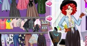Modowy blog Elsy i Arielki