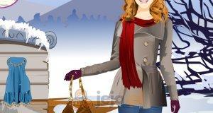 Zimowy strój