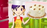 Marchewkowe ciasto