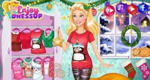 Barbie i świąteczna niespodzianka