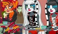 Wesołe buźki Monster High