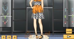 Wzorzyste sukienki 2