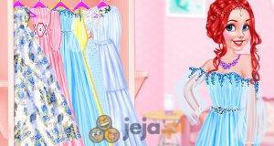 Księżniczki na balu Disneya