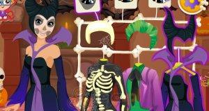 Halloween w zamku Disneya