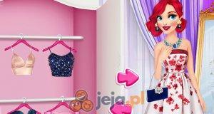 Księżniczki na weselu Barbie