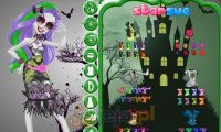 Moanica D'Kay - córka zombie
