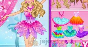 Kolorowa baletnica