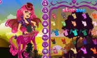 Flara Blaze z Monster High