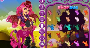 Flara Blaze z Monster High