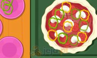 Pizza bohatera